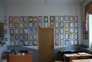 Дипломы художественного отделения