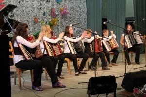 Образцовый оркестр народных инструментов